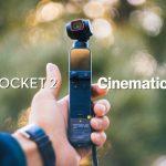 DJI Pocket 2 – Cinematicレビュー!!【撮影方法】