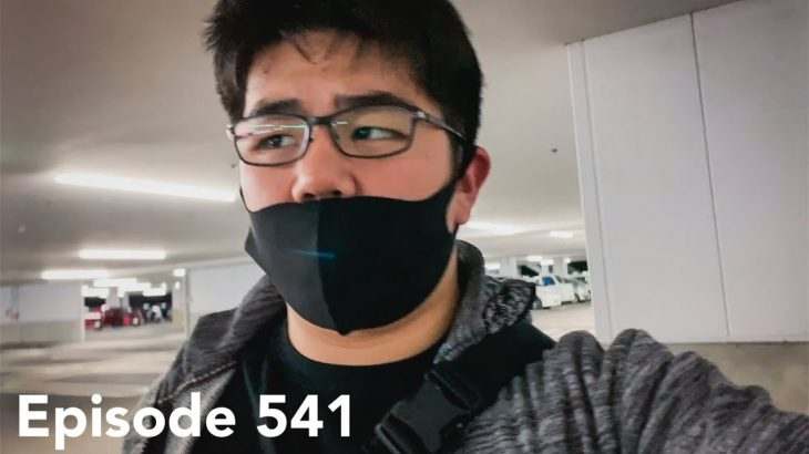 [Vlog 541] Apple Watch 7を触ってみた感想(実機の登場はありません)[October 21th,2021]